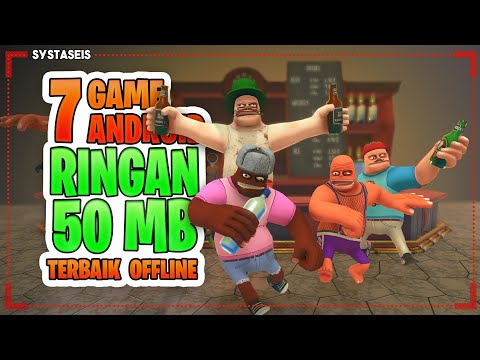 7 Game Android OFFLINE RINGAN 50MB