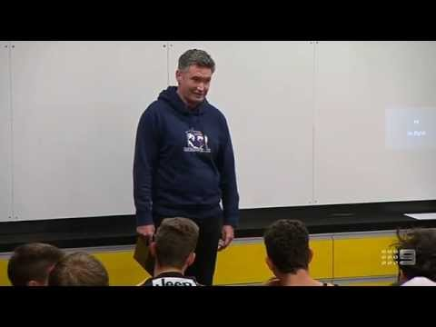 AFL- Hughesy Sprays Richmond