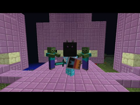 Minecraft SnapShot News 15w34d New sweep attack, damage indicator and much  more!!