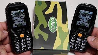 ODSCN T320 Land Rover военный телефон на 2 сим карты. cheap china gsm