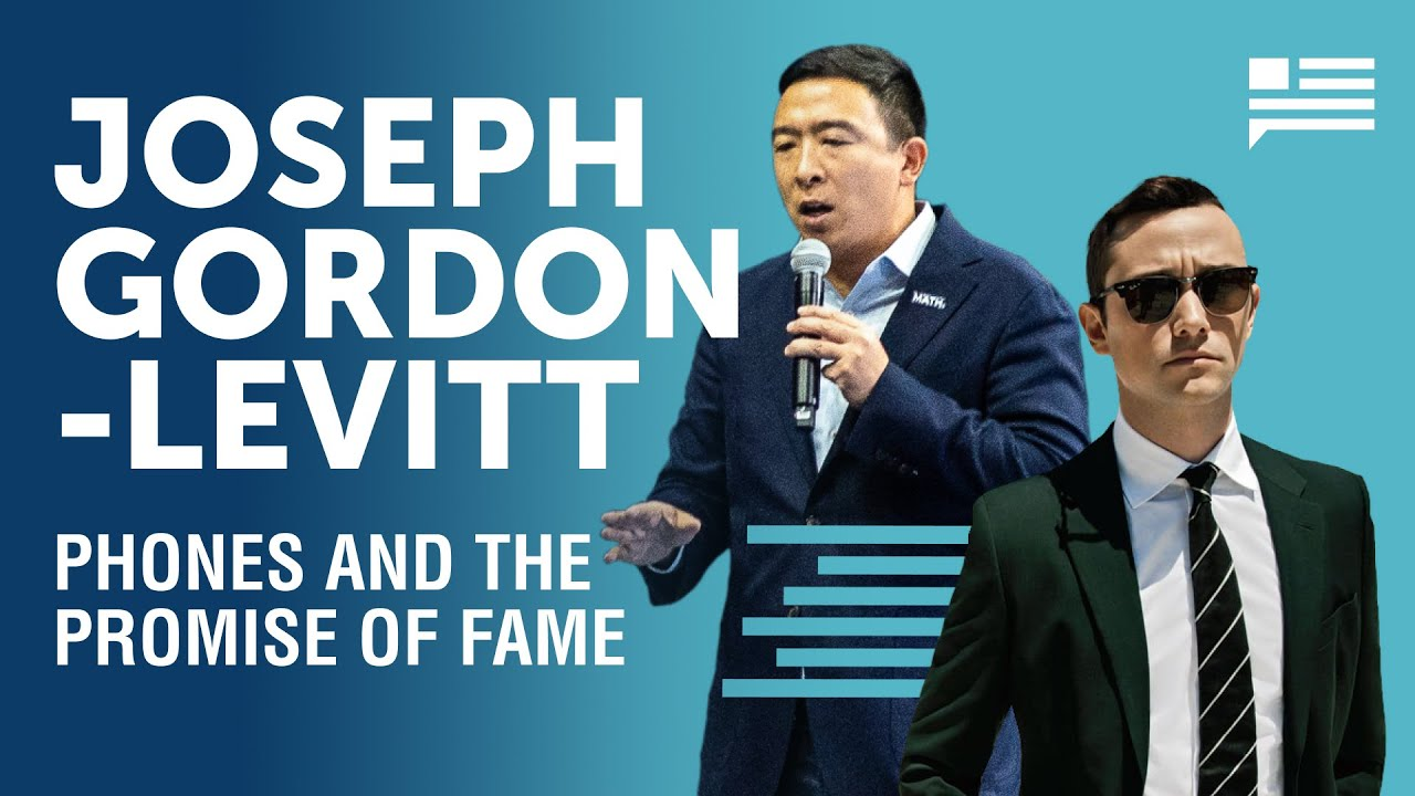Joseph Gordon-Levitt on time banking, data rights, & the promise of fame | Andrew Yang | Yang Speaks
