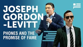 Joseph Gordon-Levitt on time banking, data rights, & the promise of fame | Andrew Yang | Yang Speaks