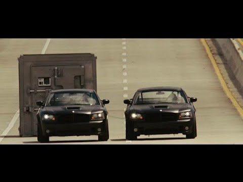 Download Fast Five Vault Theft Action Scene | Car Action | FAST & FURIOUS 5