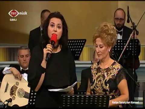 """Radyo Sanatçıları """"Türk Sanat Müziği Konseri"""" TRT Ankara Radyosu"""