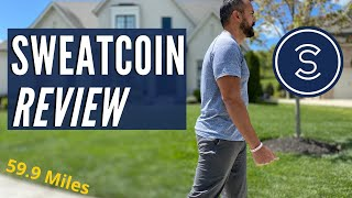 Sweatcoin App Review: Here's How Much Money I Made Walking screenshot 2