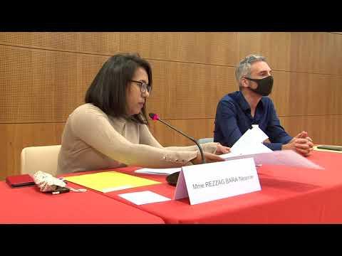 Conseil municipal - séance du 5 octobre 2020 - EP7