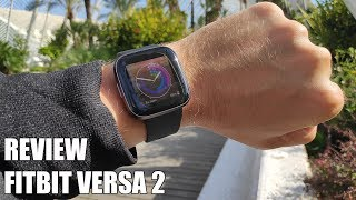 Review Fitbit Versa 2 Nuevo Smartwatch 2019