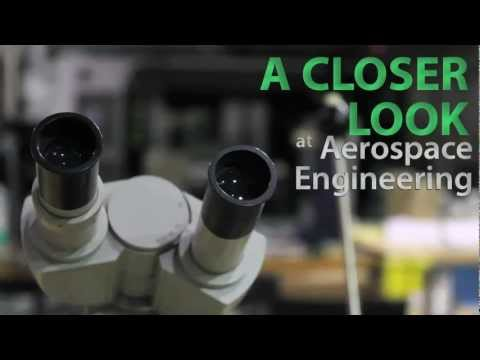 A Closer Look - Aerospace Engineering