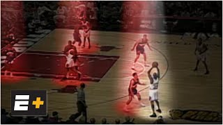 Phil Jackson analyzes MJ highlights and the Bulls' triangle offense on 'Detail' | ESPN+