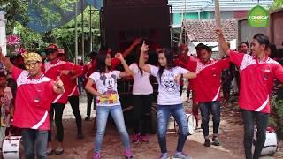 Lagu Dangdut Koplo Polisi By Kecimol Megantara Di iringi Penari Hot Mp3