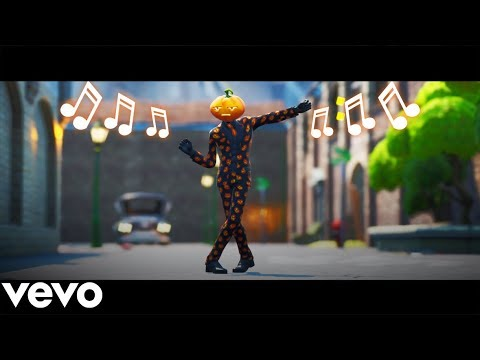 Jack Gourdon - Electro Swing (Official Fortnite Music Video)