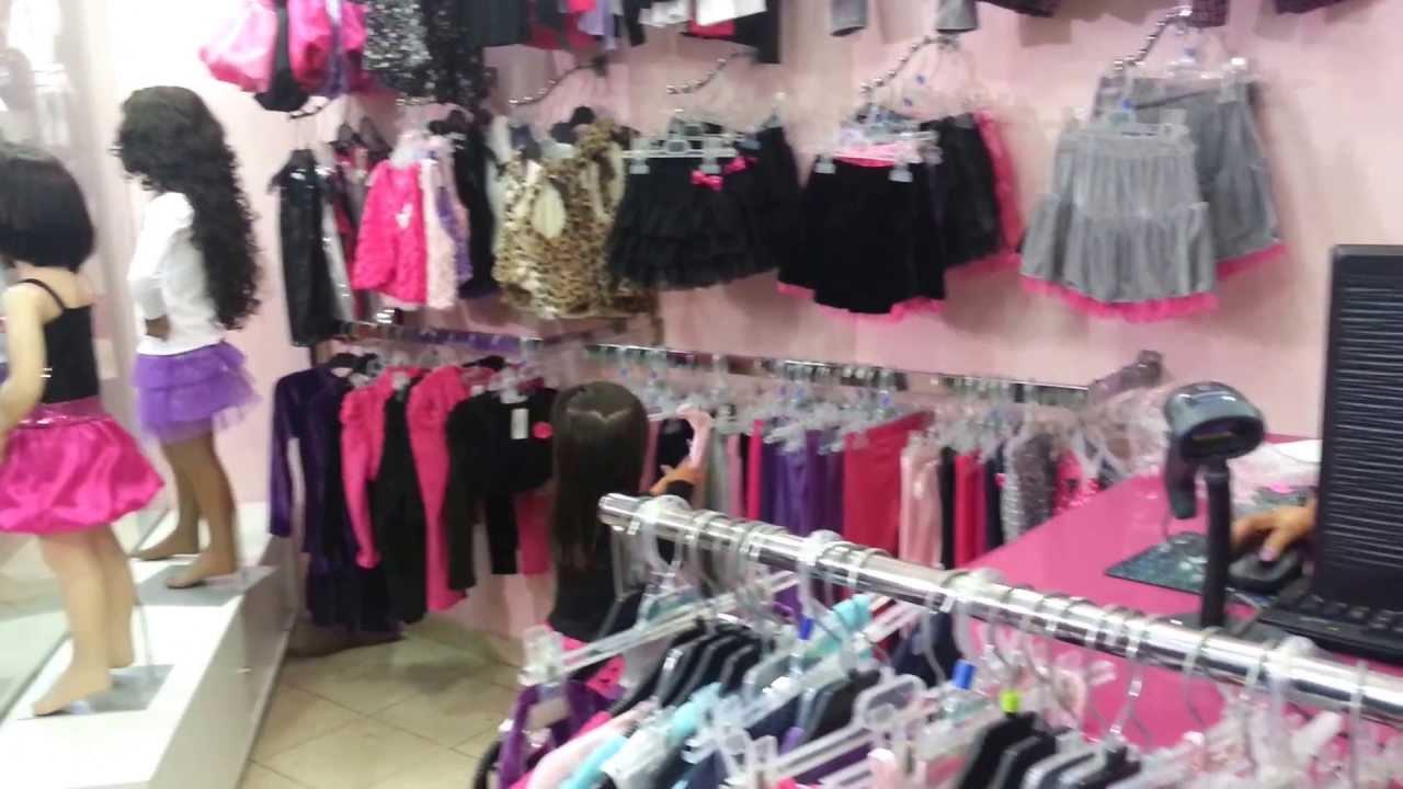 42dbb0ce961 Moda para niñas en Gamarra Sui Fuxy - YouTube