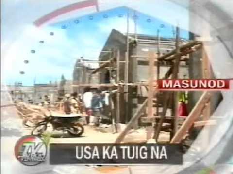 TV Patrol Tacloban - November 10, 2014
