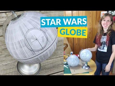 DIY Star Wars Globe!