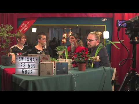 Videohjälpen OdlingsTV sänder 1 timme från Videohjälpen för Musikhjälpen