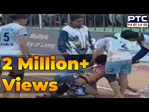 India vs Denmark | Women's | Day 6 | 5th World Cup Kabaddi Punjab 2014
