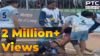 india vs denmark   women s   day 6   5th world cup kabaddi punjab 2014