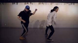 BADTHINGS - Machine gun Kelly , Camila Cabello / Seungjae Choreography