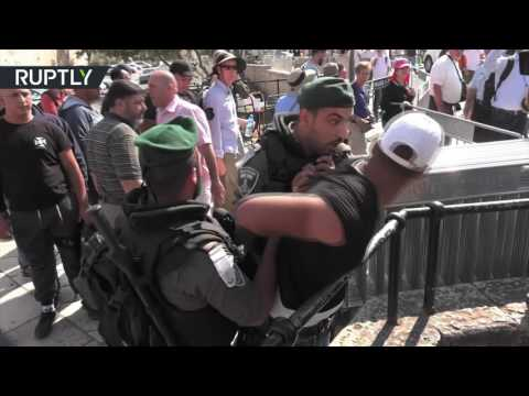 مستوطنون يـقـتحمون ساحات المسجد الأقصى في الذكرى الـ50 لاحتلال إسرائيل للقدس الشرقية