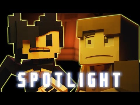 """Spotlight"" | BATIM Minecraft Music Video [Song by CG5, ft. CK9C]"