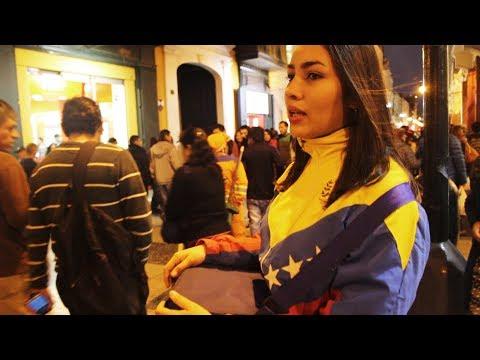 ¿A QUÉ TE DEDICABAS EN VENEZUELA? GUARDIA NACIONAL BOLIVARIANA; MUJERES VENEZOLANAS EN PERÚ