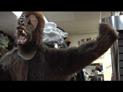 Werewolf Costume Instructions  Homemade Halloween Costume Ideas & Werewolf Costume Instructions : Homemade Halloween Costume Ideas ...