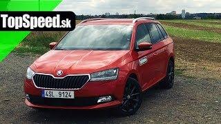 Škoda Fabia III facelift jazda - TopSpeed.sk(, 2018-08-24T09:39:28.000Z)