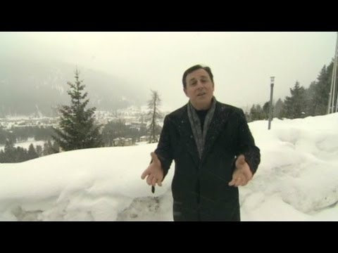 Personal reflections on Davos from John Defterios.