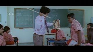 ನಿನ್ನೆ ರಾತ್ರಿ ಪಾಕಿಸ್ತಾನನ ಭಾರತಕ್ಕೆ ಬಿಟ್ಟಕೊಟ್ರು  ಸರ್ | Josh Kannada Movie Comedy Scene