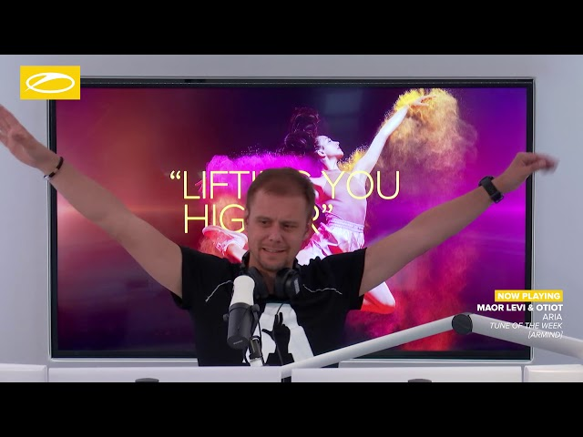 Maor Levi & OTIOT – Aria [#ASOT916] **TUNE OF THE WEEK**