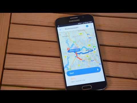 Erste Schritte Mit Sygic Gps Navigation Youtube
