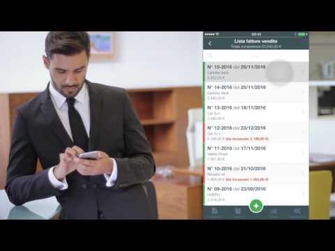 Fattura24 - Nuova app per iPhone e smartphone Android