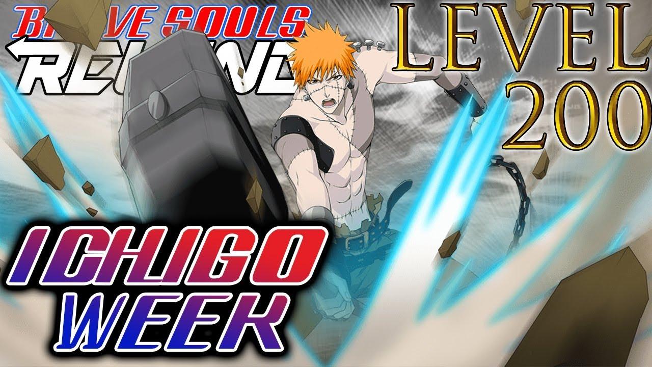 Bleach Brave Souls Halloween 2020 Bleach Brave Souls Rewind: ICHIGO WEEK   Ichigo (Halloween)   YouTube