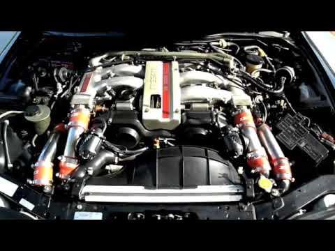 300zx Twin Turbo Hks Bov Youtube