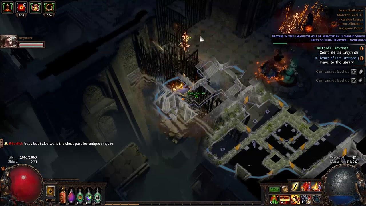 merciless labyrinth trials locations