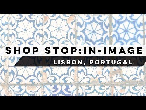 Shop Stop I Lisbon I In-Image