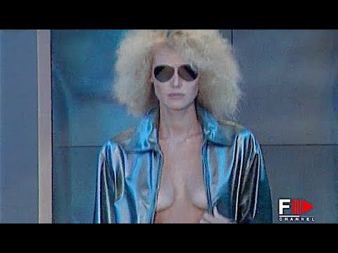GAI MATTIOLO Spring Summer 2000 Milan - Fashion Channel