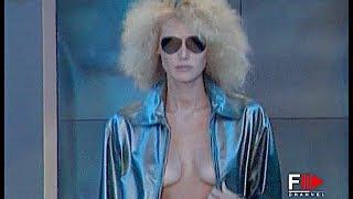 GAI MATTIOLO Spring Summer 2000 Milan - Fashion Channel