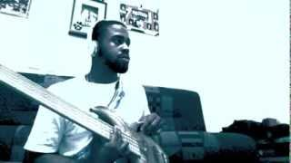 Rock The Boat - Aaliyah (Joe Cleveland: bass cover)