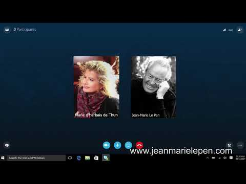 Journal de bord de Jean-Marie Le Pen n°490