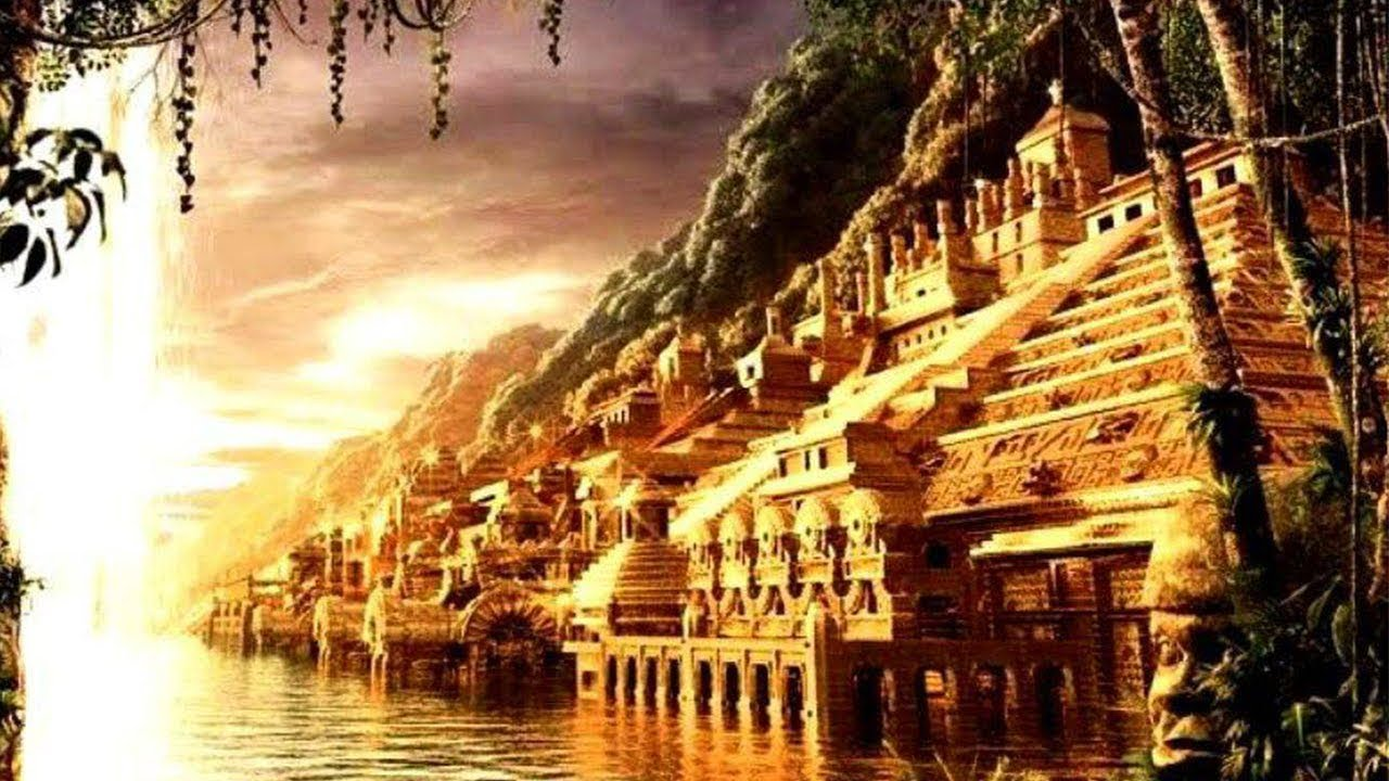 City of GOLD? The Mysterious LOST City of Z - YouTube