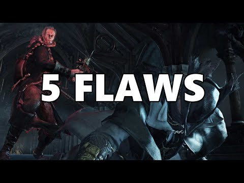 5 Flaws with Bloodborne's Multiplayer