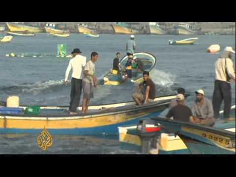 Defying Israel's naval blockade on Gaza