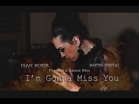 I'm gonna miss you  (Dance Film - Contemporary Duet)