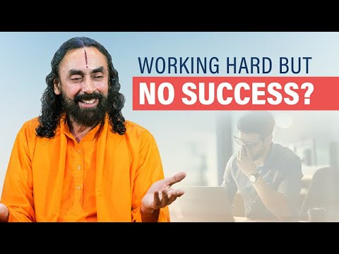Are you working Hard but Not Successful? | Swamiji in Verizon Part 2