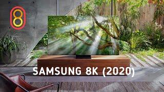 Это лучший 8К-телевизор Samsung (2020)