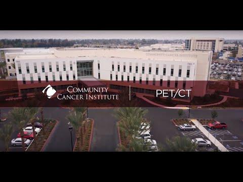 Community Cancer Institute - PET/CT Scanner