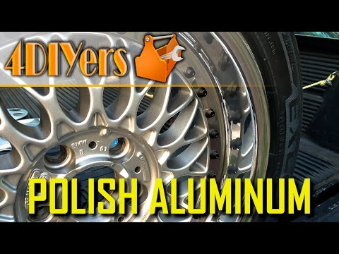 DIY: How to Polish Aluminum Like a Mirror