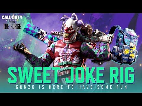 Sweet Joke Rig | Call of Duty®: Mobile - Garena
