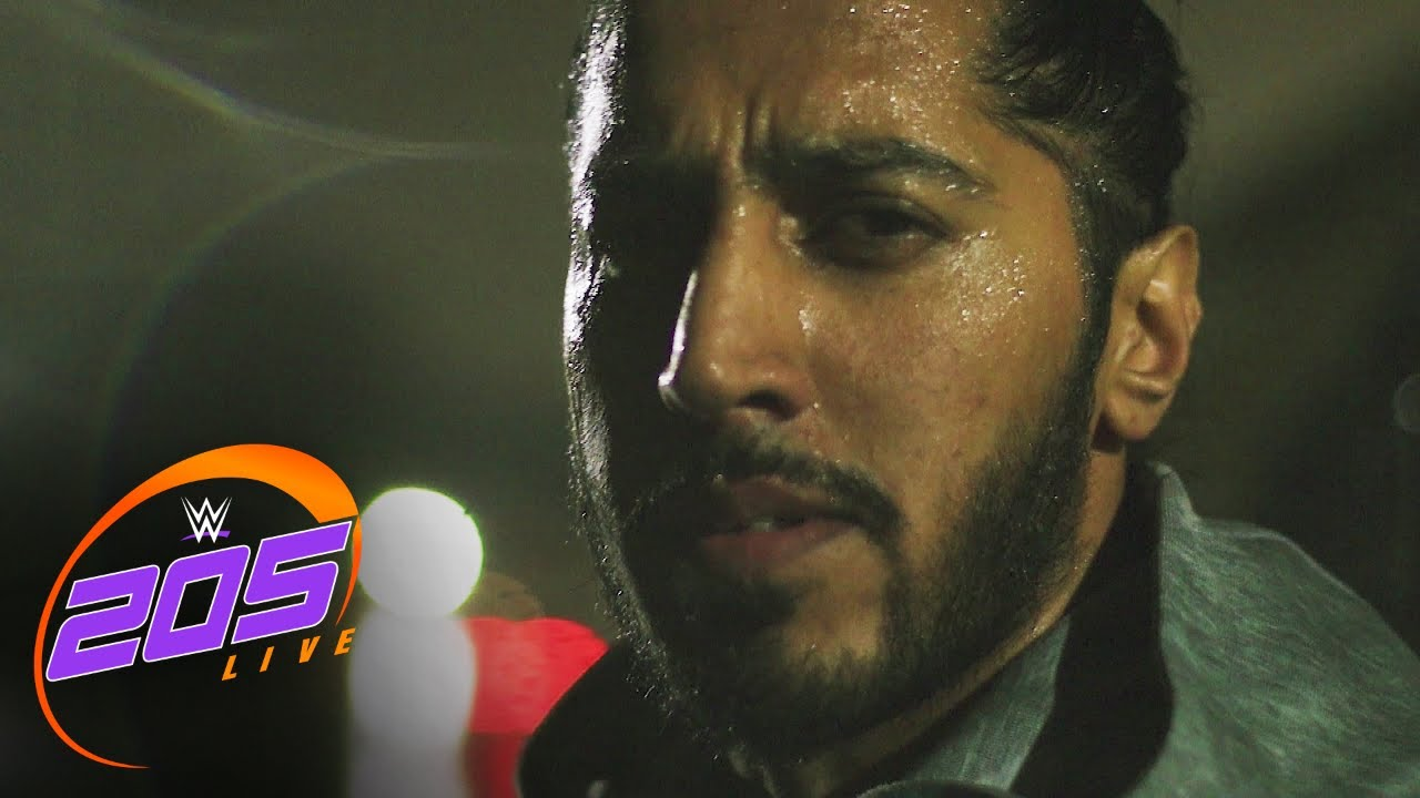 Mustafa Ali is ready to end his rivalry with Hideo Itami: 205 Live Exclusive, Oct. 19, 2018